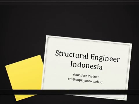 Structural Engineer Ambon