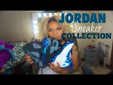 JORDANS SNEAKER COLLECTION + NYC MEET AND GREET?