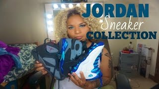 Baixar JORDANS SNEAKER COLLECTION + NYC MEET AND GREET?
