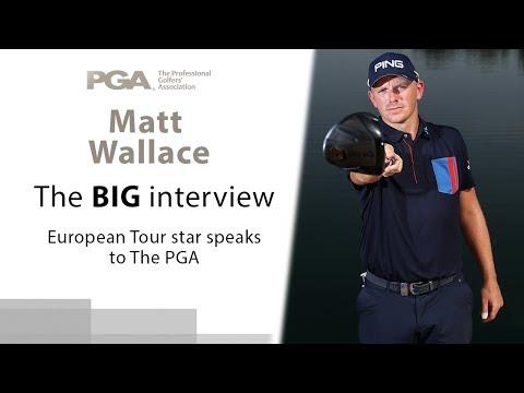The PGA - The BIG interview - Matt Wallace Mp3