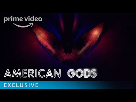 American Gods - Opening Title Sequence | Prime Video