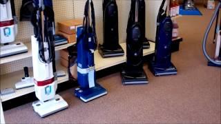 Vacuums and More Longview Washington store tour