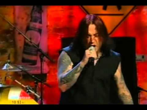 Drowning Pool - Step Up (live with Jason Gong Jones)