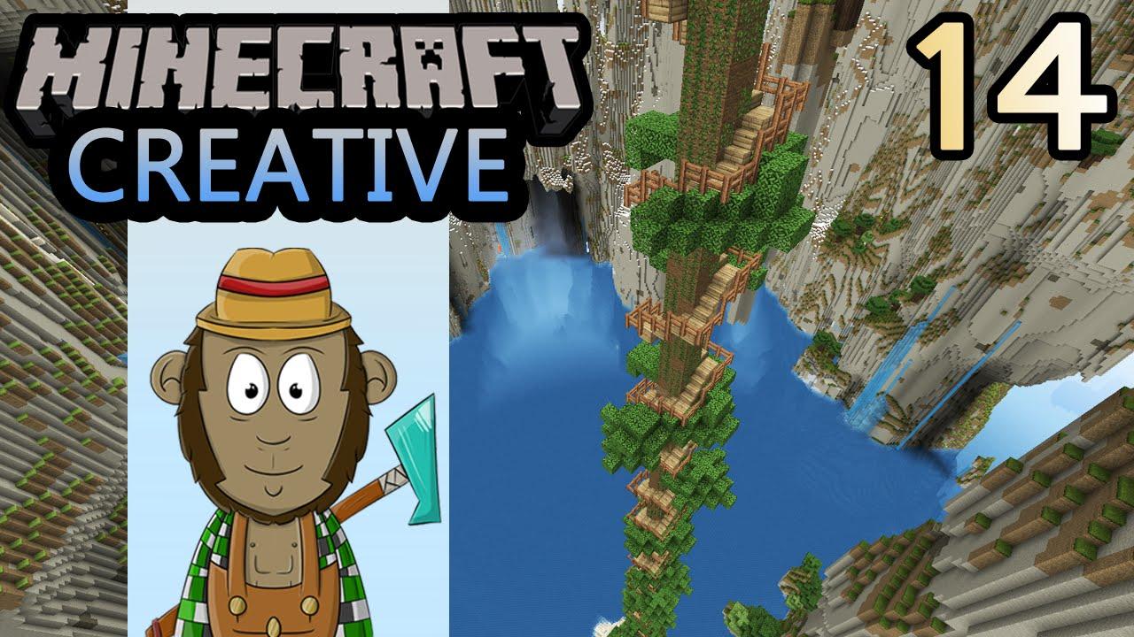 Minecraft Videos » Blog Archive » Minecraft Monkey & the