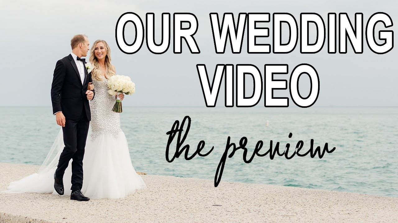 Our wedding video the preview youtube our wedding video the preview junglespirit Choice Image