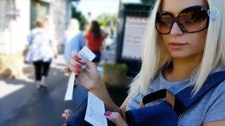 Сколько блондинка может заработать в Межигорье за день//Разведка
