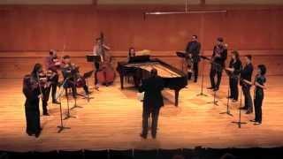 "Huw Watkins: ""Broken Consort"" -  Stony Brook Chamber Ensemble"