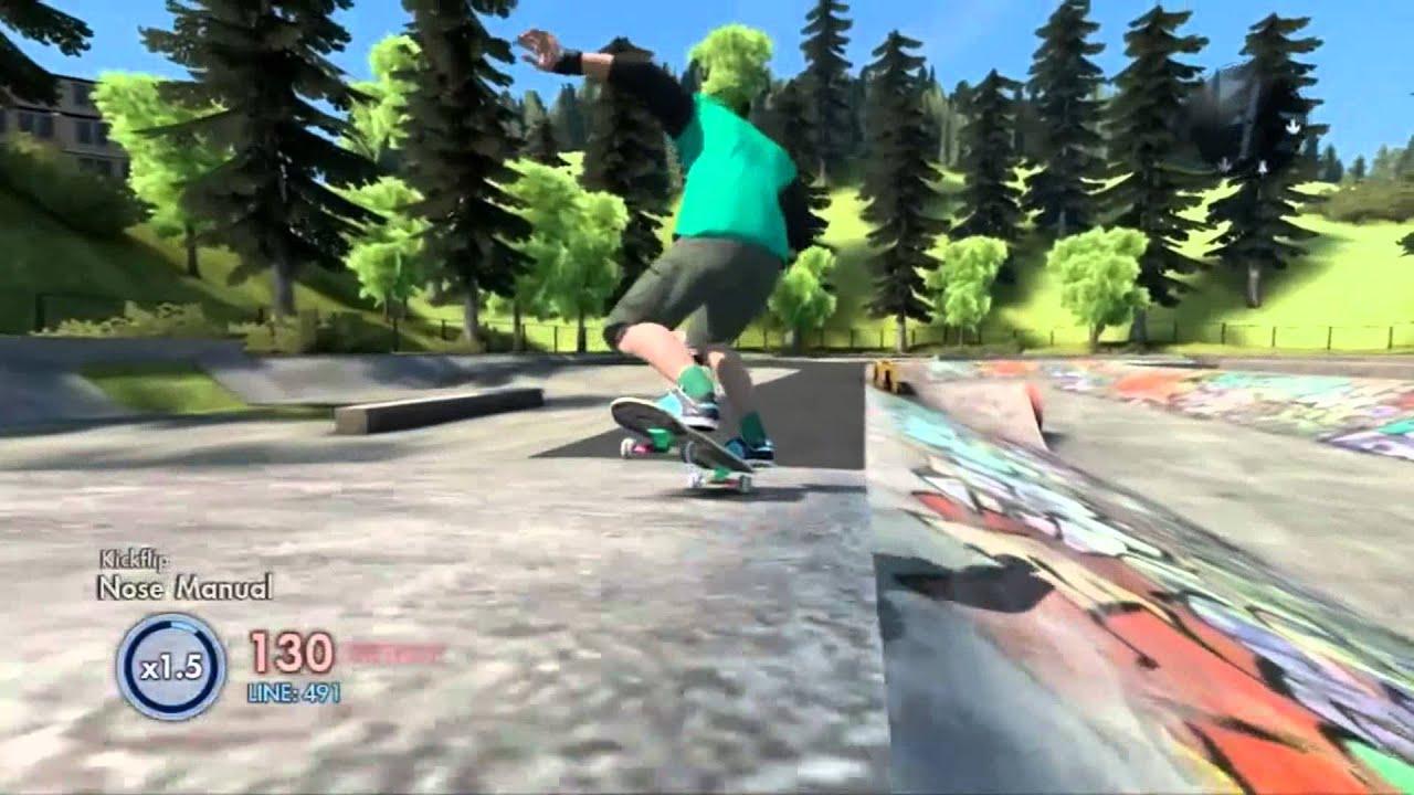Skate 3 #1 Darkslide Challenge