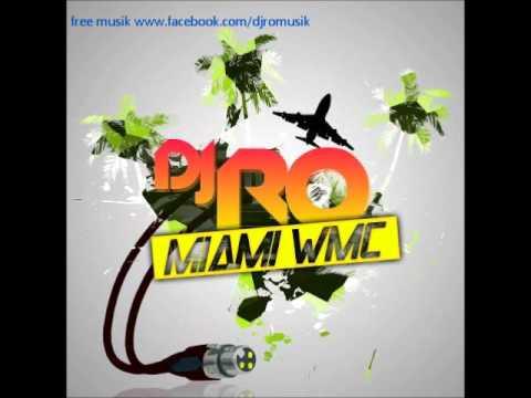 DJ RO - WMC 2012 NEW TECH - HOUSE - TRIBAL BEST NEW MIX