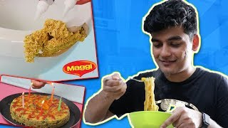 Use Maggi For EVERYTHING | Maggi Atyachaar
