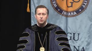 WGU President Scott Pulsipher Closing Remarks Commencement 2016