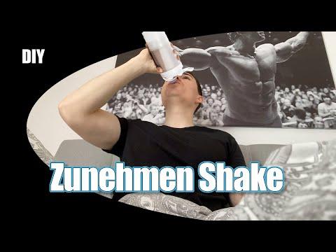 Proteinshake | Zunehmen Shake | Magerquarkshake