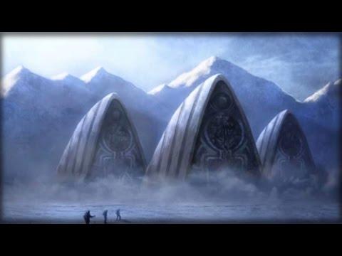 SHOCK CLAIMS MASSIVE ANCIENT CIVILIZATION LIES FROZEN BENEATH ANTARCTIC ICE – COULD BE ATLANTIS