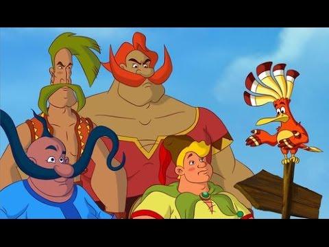Пригоди Котигорошка та його друзів   Всі серії підряд