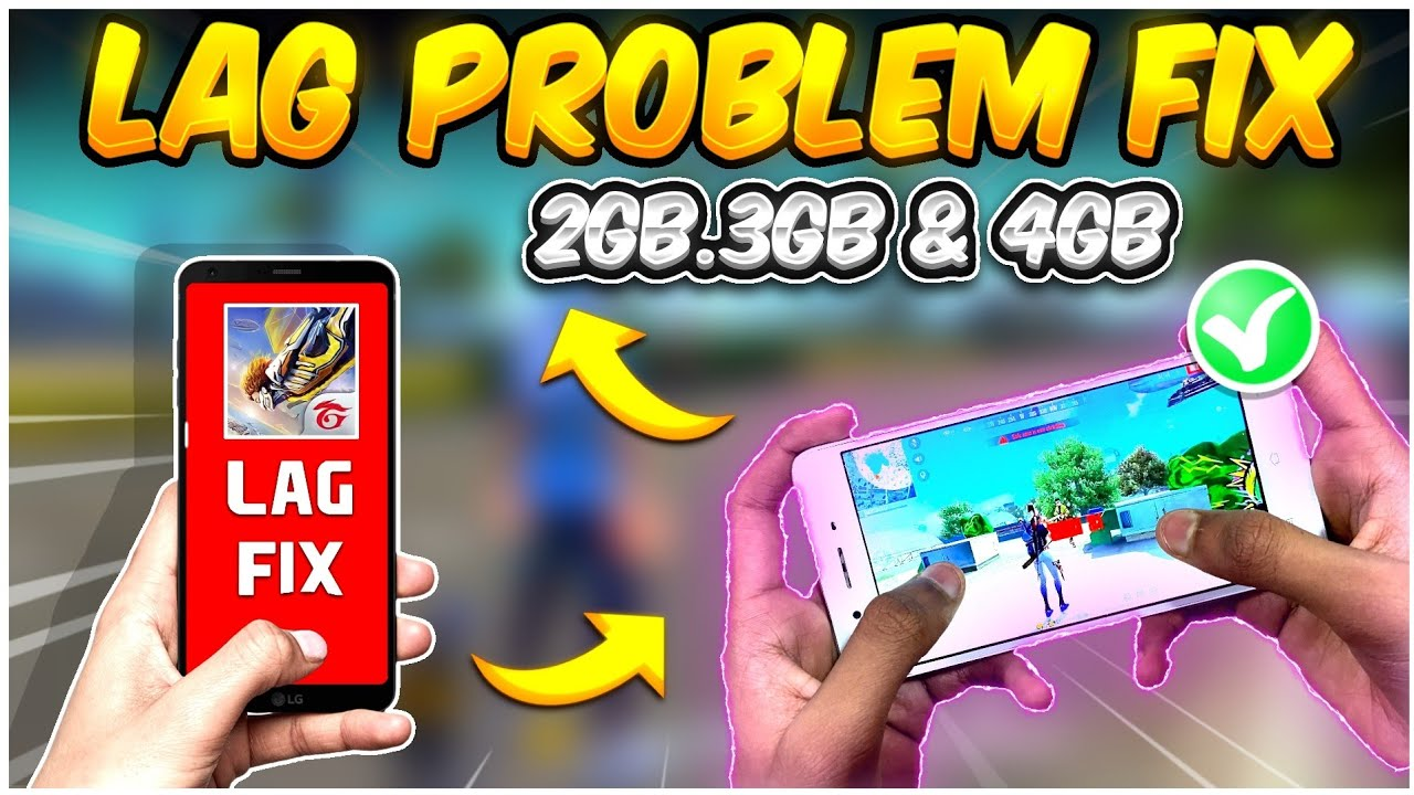 Fix Lag Problem In Free Fire 🔥  Fix Lag In 2gb 3gb 4gb Mobile   100% Working Tricks- Play Smoothly 👽