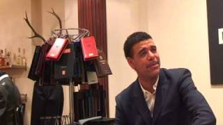 Chris Kamara for Dress2kill
