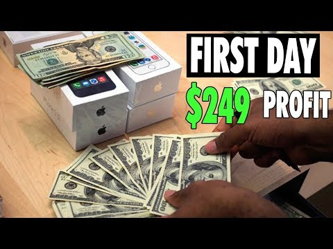 How To Start A Phone Flipping Business | Earn An Extra $989 Per Week