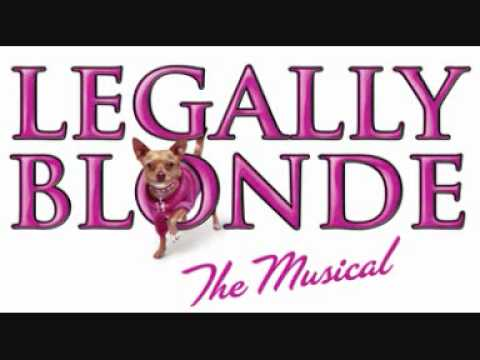 Legally Blonde - Whipped into shap