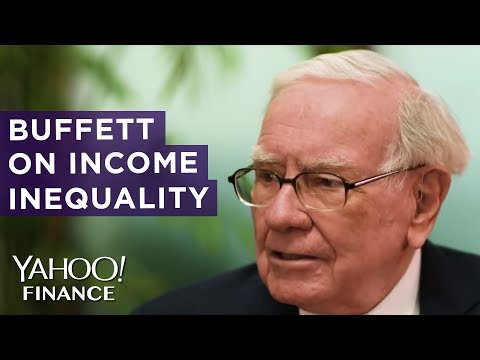 Warren Buffett says, 'Earned income credit is the best way to put money in people's pockets'