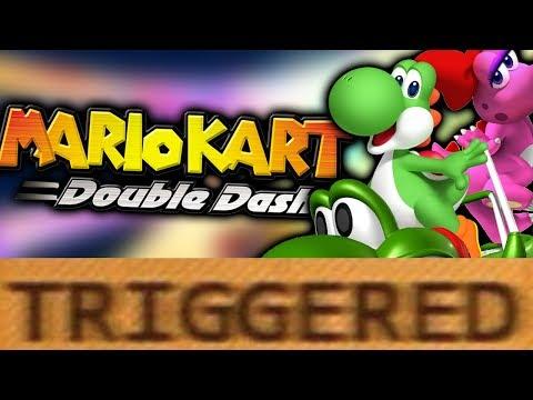 How Mario Kart Double Dash TRIGGERS You!