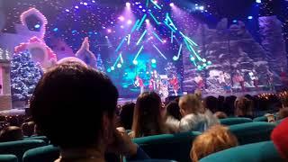 Предновогодний концерт в палаце Украина(1)