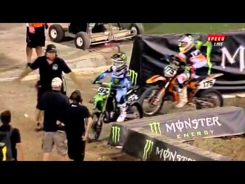 2011 Monster Energy Cup Super Minis.
