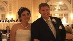 Hotel Roanoke, VA ~ Cutting Wedding Cake