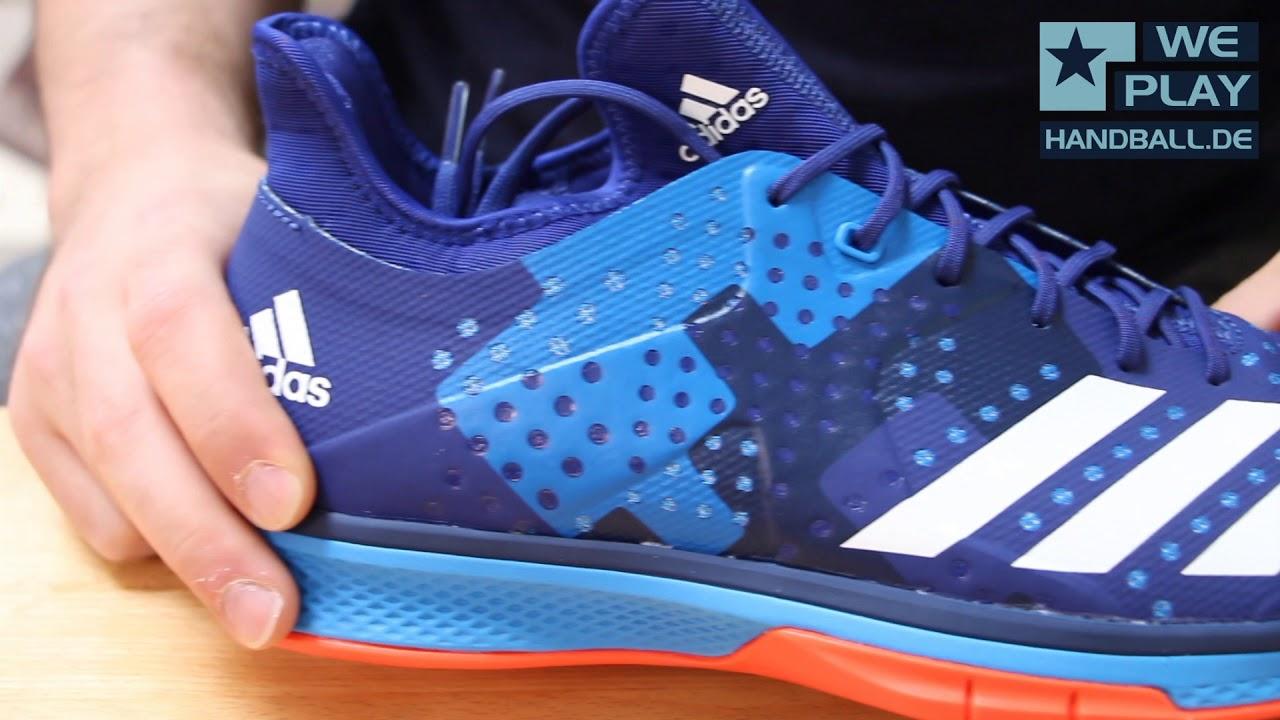 Review Handballschuhe 1819: adidas COUNTERBLAST BOUNCE