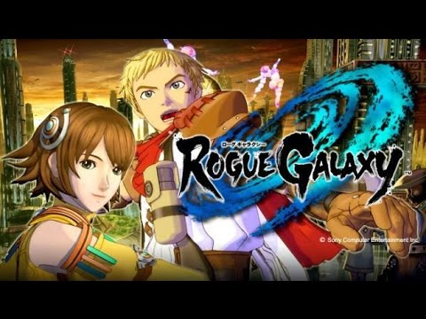 Rogue Galaxy (PS4) Review