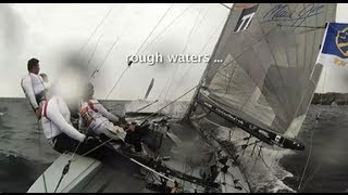 Dangerous but fun: 400 boats sailing rock slalom in Sweden - Tjörn Runt 2012 with an ASSO 99