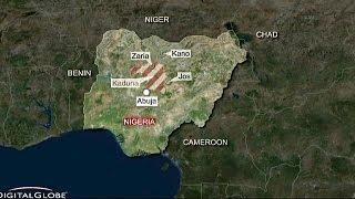 نيجريا: إنفجار قنبلة يودي بحياة 25 شخصاً    8-7-2015