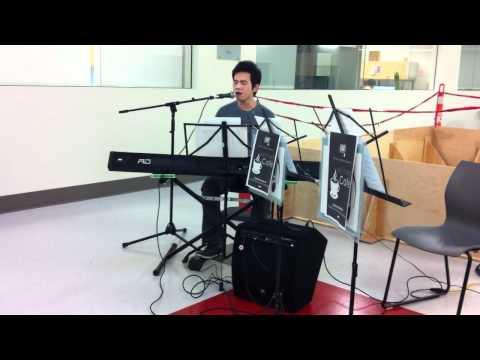UBC Music Initiative - Vancouver Prostate Centre Nov 29 Wayne Hung