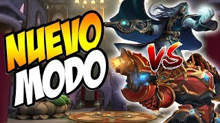Paladins PTS OB68 | NUEVO MODO SIEGE OF ASCENSION PEAK GAMEPLAY | Gabbonet