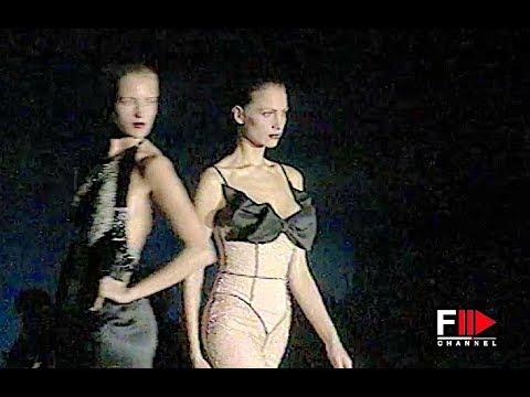 FAUSTO SARLI Haute Couture Spring Summer 2003 Rome - Fashion Channel