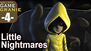 Little Nightmares - straszna gierka - fantastyczne zakończenie :)