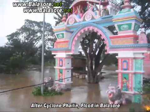 Flood in Balasore and Mayurbhanj in Odisha (Orissa)