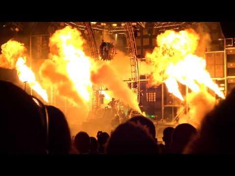 Motley Crue LIVE - Primal Scream - 8-8-2014 - Tinley Park, IL - Chicago