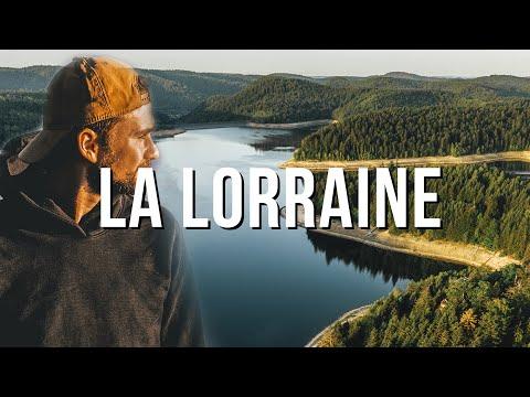 LA LORRAINE, UNE RÉGION SURPRENANTE