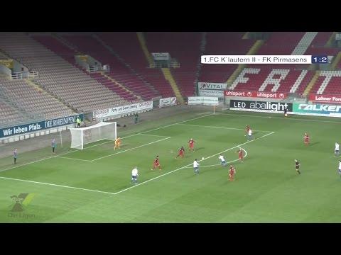 FKP.TV   1.FC Kaiserslautern II - FK Pirmasens  1:3 (28.10.2016)