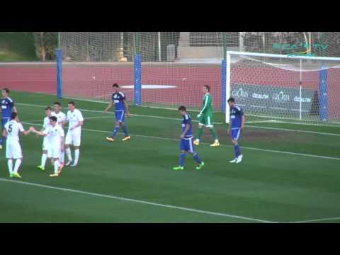 Видео обзор товарищеского матча Астана - Олимпик 3:6