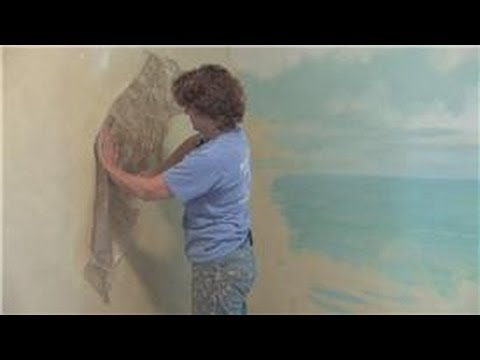 how to get wall paint out of hair