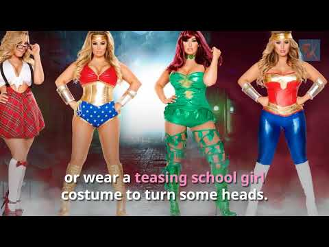 Top Adult Halloween Costumes for 2017