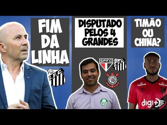 Sampaoli no mercado? Palmeirense tem ofertas de SP, Timão e Peixe / Cirino: China ou Corinthians