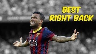 Dani Alves - Best Right Back ||HD||