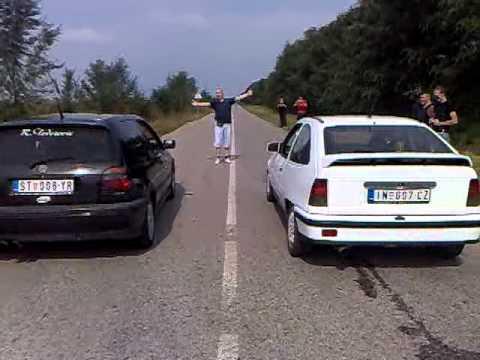 GTI 16v Mk3 vs GSi 16v