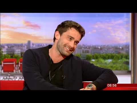 ORDEAL By Innocence Christian Cooke  BBC Breakfast