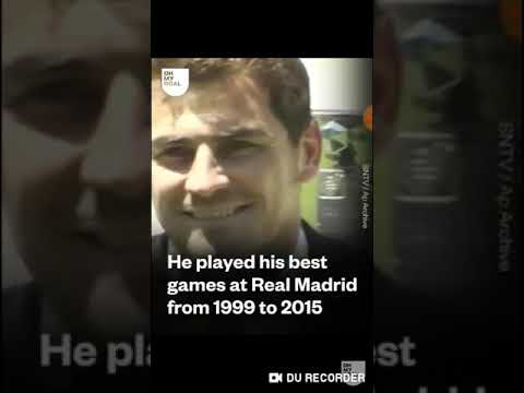 Iker Casillas Retirement because of heart attack