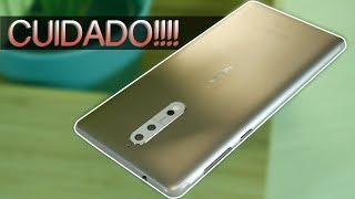 Este móvil me GUSTÓ... Alto rendimiento por POCO PRECIO, NOKIA 8