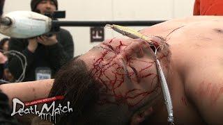【DEATHMATCH SURVIVOR】Kenji Fukimoto vs Takumi Tsukamoto【DIGEST】