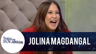 TWBA: Jolina Magdangal bravely answers Tito Boy's naughtiest questions
